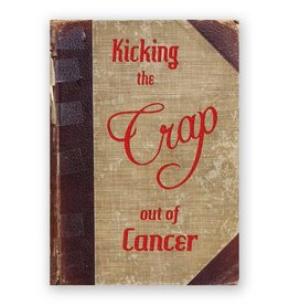 "Mincing Mockingbird ""Kicking the Crap Out of Cancer"" Greeting Card - The Frantic Meercat"