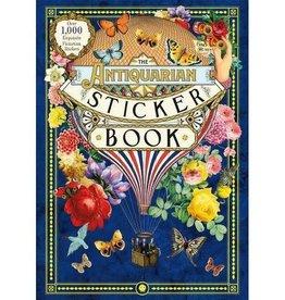 "Odd Dot ""The Antiquarian Sticker Book"" by Odd Dot"