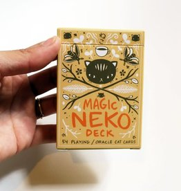 Stasia Burrington Magic Neko Deck of Oracle Cat Cards, Tarot by Stasia Burrington
