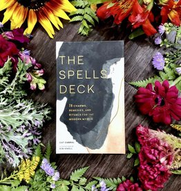 The Spells Deck, 78 Charms, Remedies, and Rituals for the Modern Mystic