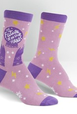 The Future is in Our Hands - Women's Crew Socks