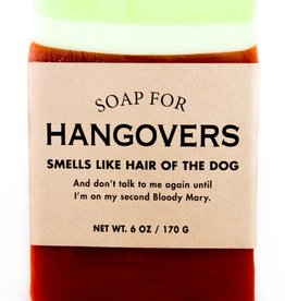 "Whiskey River Soap Co. Soap for ""Hangovers"" by Whiskey River Soap Co."