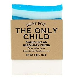 "Whiskey River Soap Co. Soap for ""The Only Child"" by Whiskey River Soap Co."