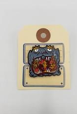 Hellfire Apocalypse Monster Enamel Pin