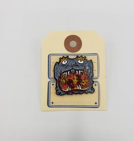 Hellfire Apocalypse Monster Enamel Pin