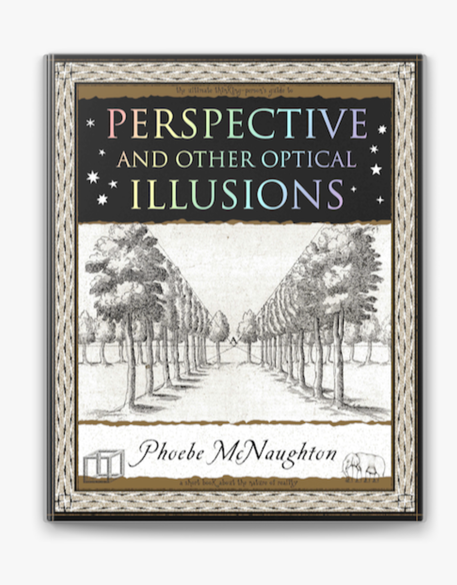 """""""Perspective & Other Optical Illusions"""" by Phoebe McNaughton"""