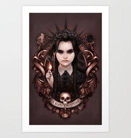 """I Hate Everything"" Art Print by Megan Lara"