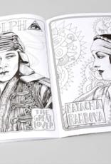 """Illuminating the Stars"" Coloring Book by Alicia Justus"
