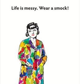 "Seltzer ""Life Is Messy'' Sympathy Greeting Card - Seltzer"
