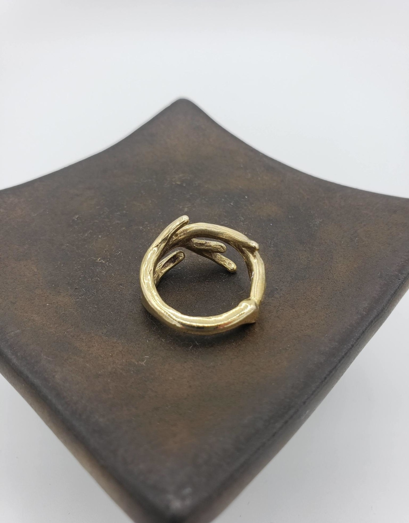 Redux Antler Ring Wide