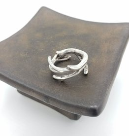 Redux Antler Ring Narrow