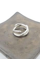 Redux Antler Ring Narrow