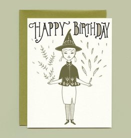 "Bee's Knees Industries ""Hedge Witch"" Birthday Greeting Card - Bee's Knees"