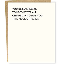 """You're So Special'' Birthday Greeting Card - Sapling Press"