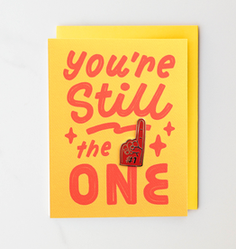 "Valley Cruise Press ""You're Still The One"" Greeting Card + Enamel Pin - Valley Cruise Press"