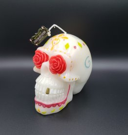 Skull Candle Calaveras Large, White