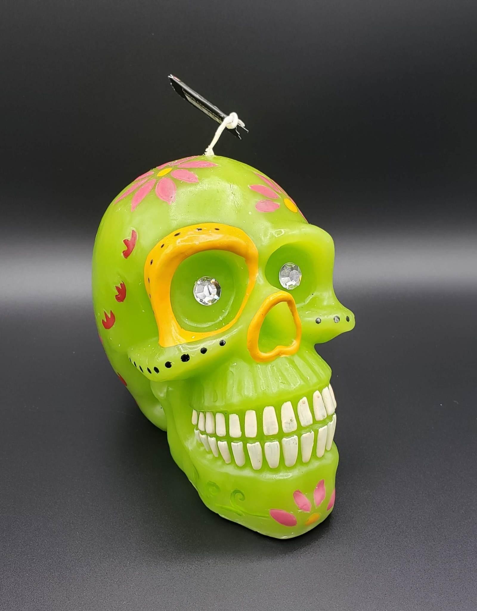 Skull Candle Calaveras Large, Green