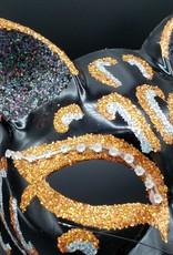 Cat Mask, Glittery
