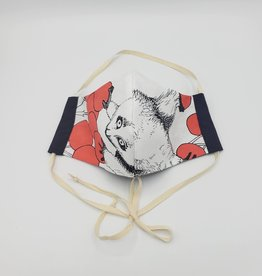 Redux Loris Handmade Fabric Face Mask
