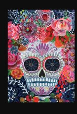 """Day of the Dead"" Calaveras Greeting Card - Calypso"