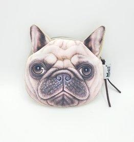 Pug Dog Zipper Pouch