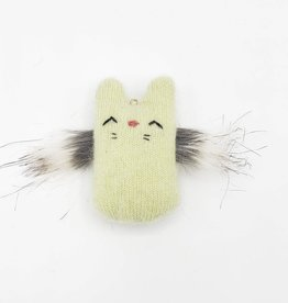 Celery Tiny Recycled Sweater WeeKinnie Plushie