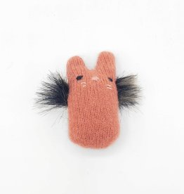 Rosie Tiny Recycled Sweater WeeKinnie Plushie
