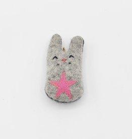 Greystar Tiny Recycled Sweater WeeKinnie Plushie