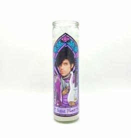 Prince Patron Saint Prayer Candle by OhMeSoHoly