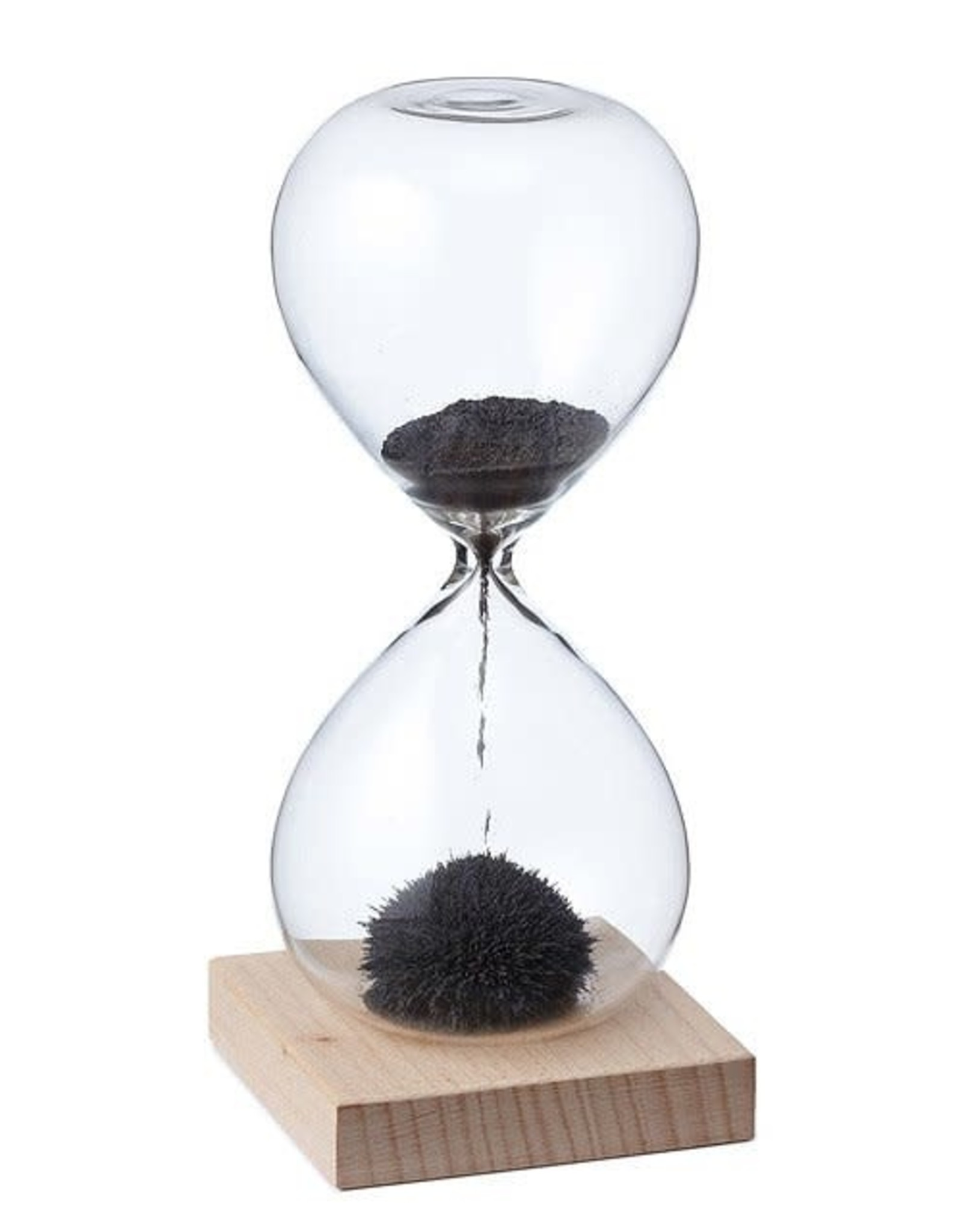 Kikkerland Magnetic Hour Glass