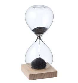 Kikkerland Magnetic Hour Glass
