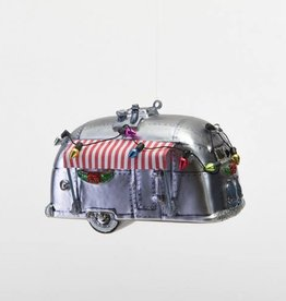 Airstream Ornament, glass