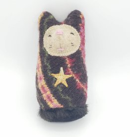 Cinnamon Recycled Sweater Sprite Plushie
