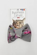 Bicycles Cat / Dog Bow Tie by Business Catual