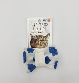 Clouds Cat / Dog Bow Tie by Business Catual