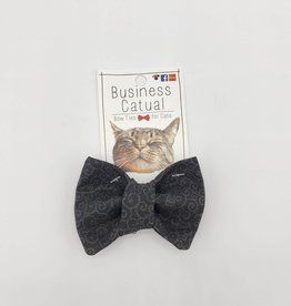 Black Cat / Dog Bow Tie by Business Catual