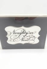 """Naughty or Nice?"" Holiday Greeting Card Box Set - Candyspotting"