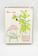'Tis The Season Holiday Greeting Cards Boxed Set - Fugu Fugu