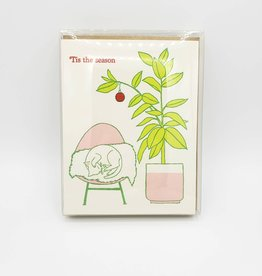 'Tis The Season Holiday Greeting Cards Boxed Set - Fugu Fugu