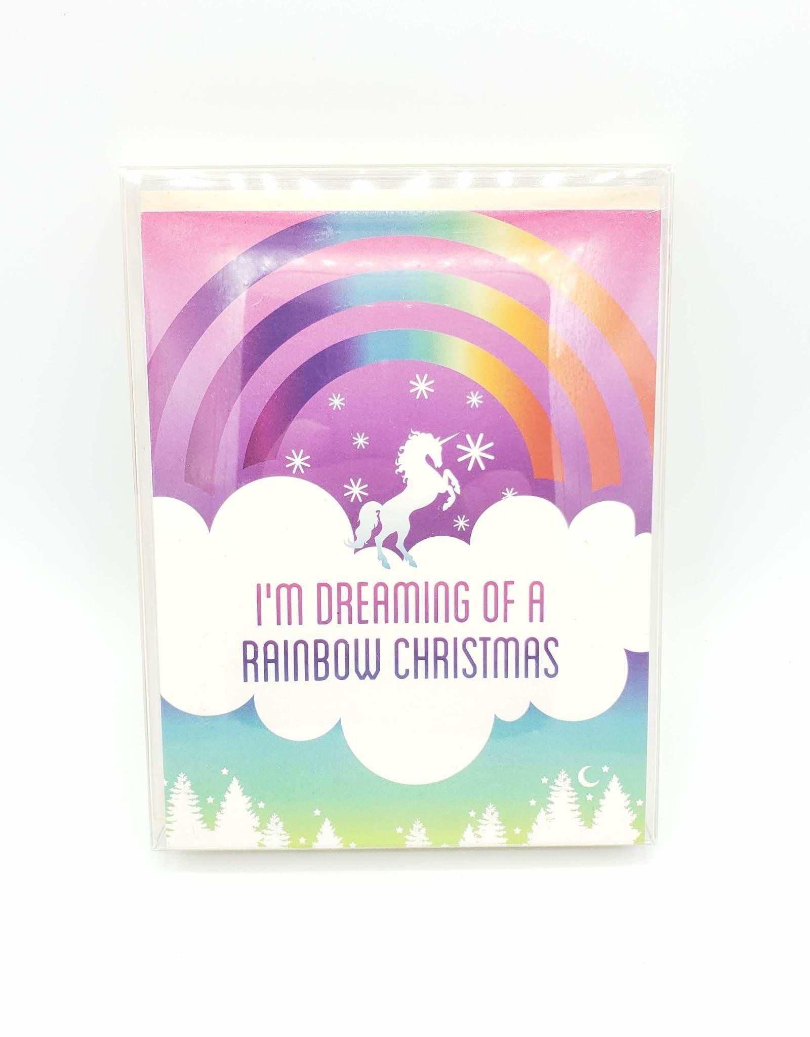"Seltzer I'm Dreaming of a Rainbow Christmas"" Cards Box Set - Seltzer"