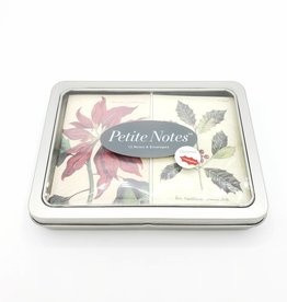 Cavallini Papers Botanical Petite Holiday Note Card Sets - Cavallini