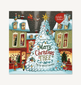 Merry Christmas Tree Pop-Up Advent Calendar, By Benjamin Chaud