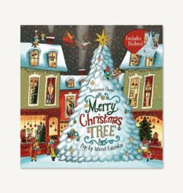 Merry Christmas Tree Pop-Up Advent Calendar, By Benjamin Chaud