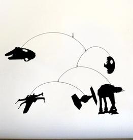 Salty & Sweet Design Star Wars Hanging Mobile by Salty & Sweet