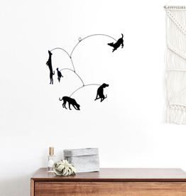 Salty & Sweet Design Good Dog Hanging Mobile by Salty & Sweet