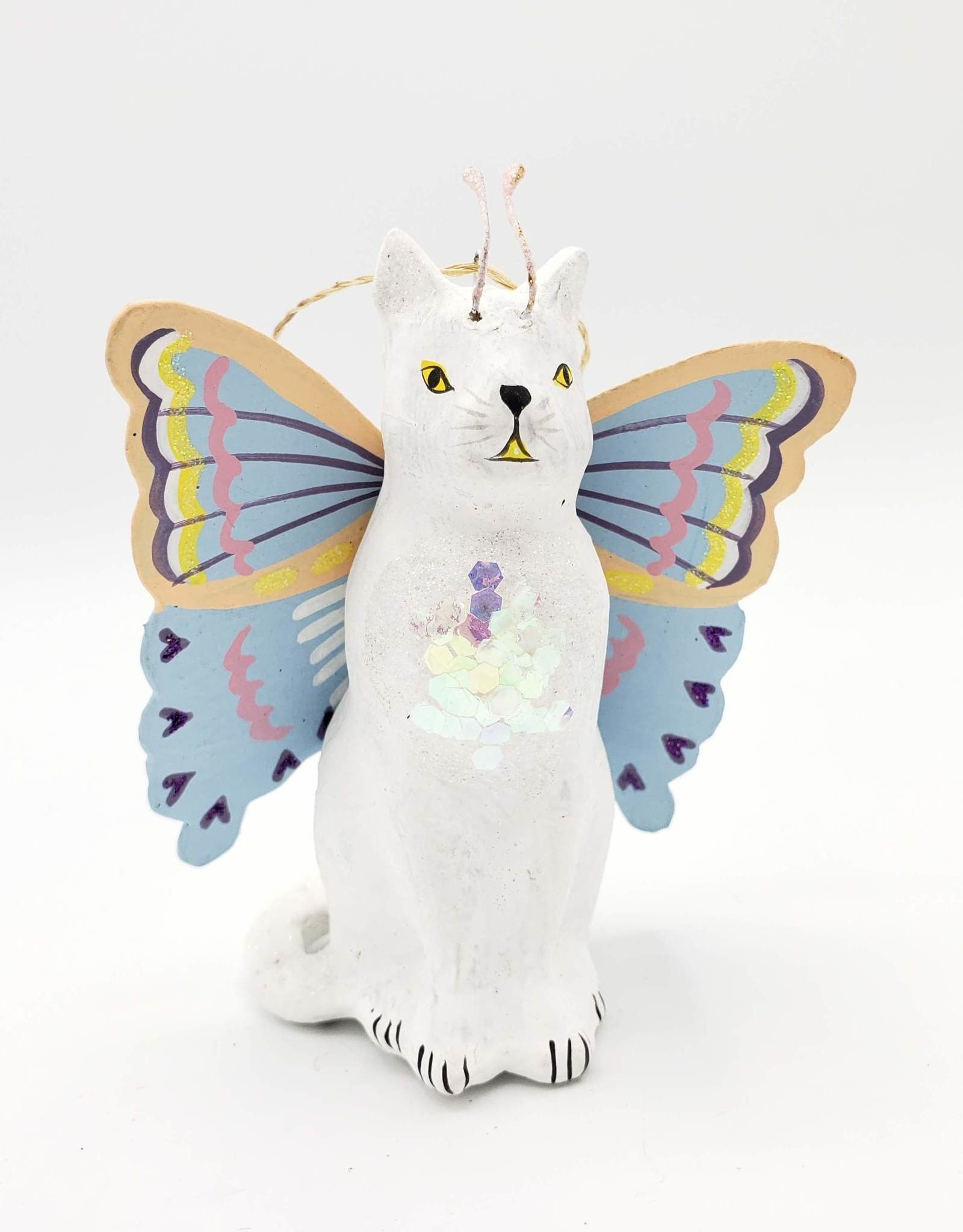Catterfly Ornament