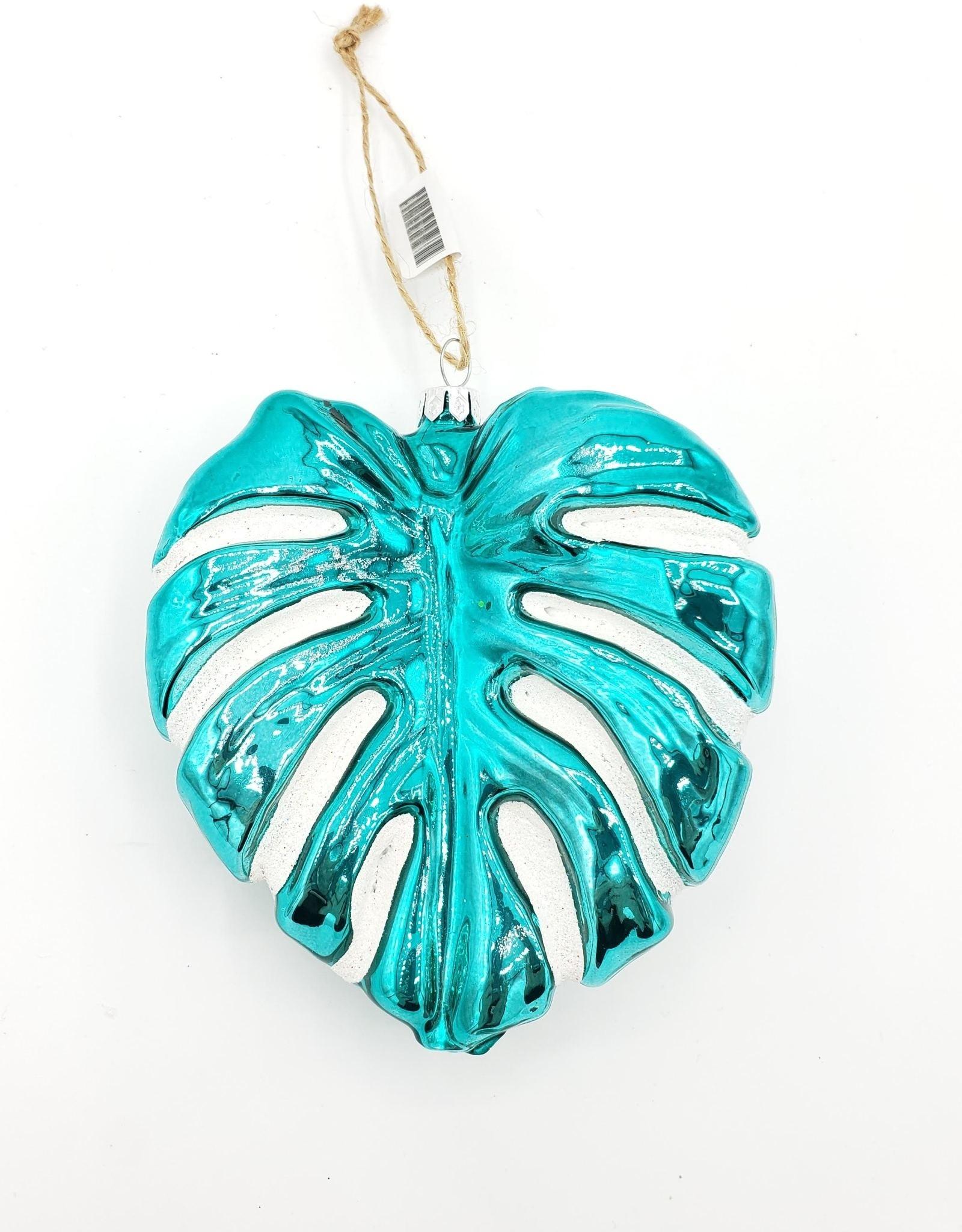 Monstera Leaf Ornament