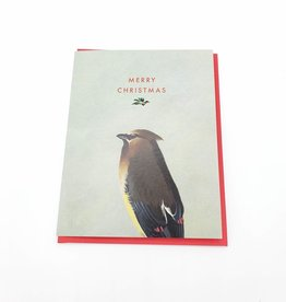 "Mincing Mockingbird ""Christmas Bird"" Greeting Card - The Mincing Mockingbird"
