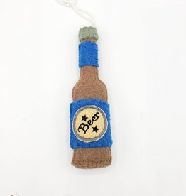Felted Beer Ornament