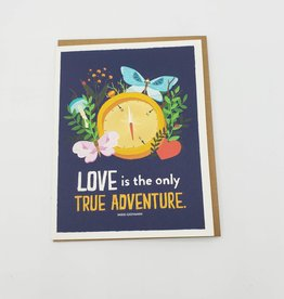 Seltzer True Adventure Love Greeting Card - Seltzer